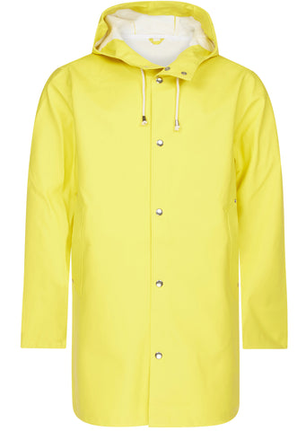 SS17 Stockholm Raincoat in Yellow