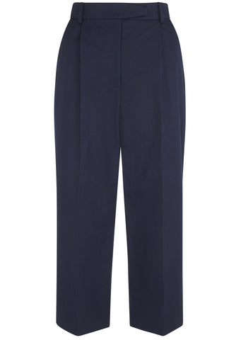 SS17 Wide Trouser in Navy
