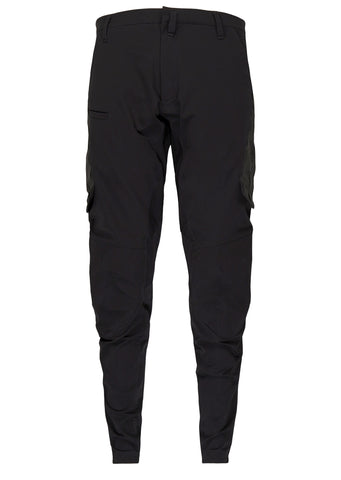 SS17 P10TS-DS Schoeller Dryskin Tec Sys Articulated Pants in Black