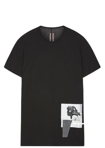 SS17 Level Patch T-shirt in Black