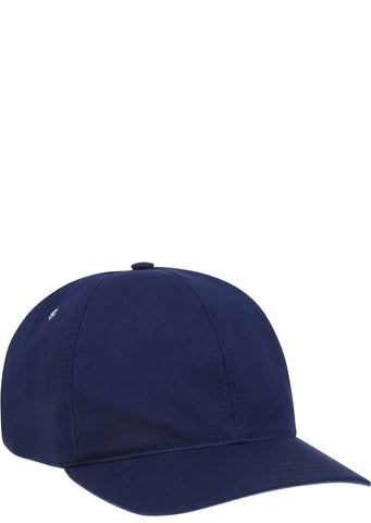 SS17 Louis Worker Cap in Blue