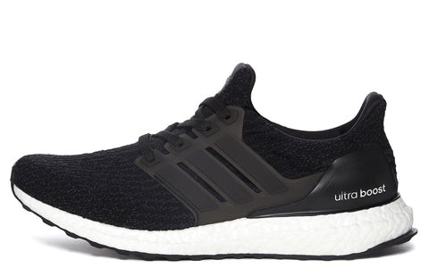 SS17 Ultra Boost 3.0 Sneaker in Core Black/ Core Black/ Dark Grey