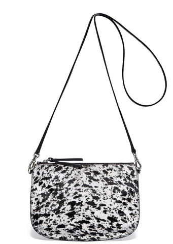 SS17 Lill Shoulder Bag in Black/White