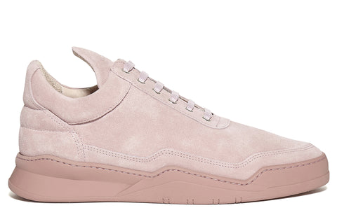 SS17 Low Top Ghost in Pink