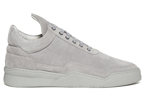 SS17 Low Top Ghost in Grey