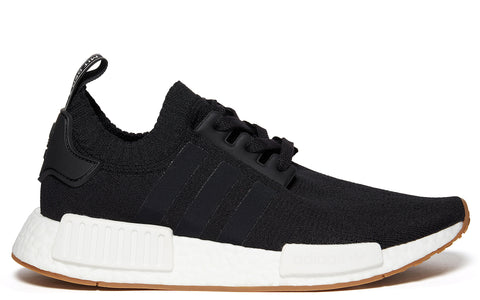 AW17 NMD_R1 Primeknit in Black Gum (BY1887)