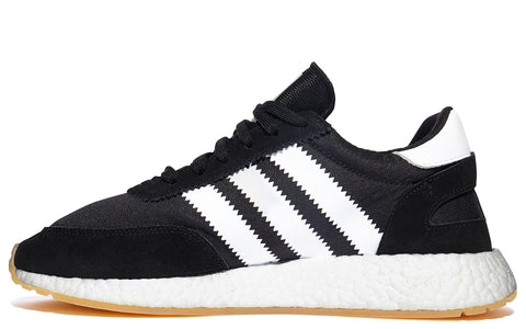 AW17 Originals Iniki Runner in Core Black (BY9727)