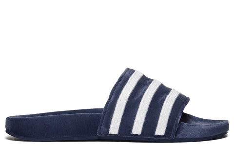 AW17 Adilette Sandal in Blue