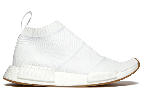 SS17 NMD CS1 Primeknit in White Gum (BA7208)