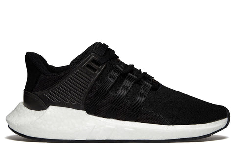 SS17 EQT Support 93/17 in Black (BB1236)