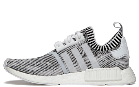 AW17 NMD R1 Primeknit Glitch in Camo Grey (BY1911)