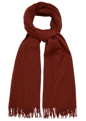 AW17 Polska Scarf in Whiskey