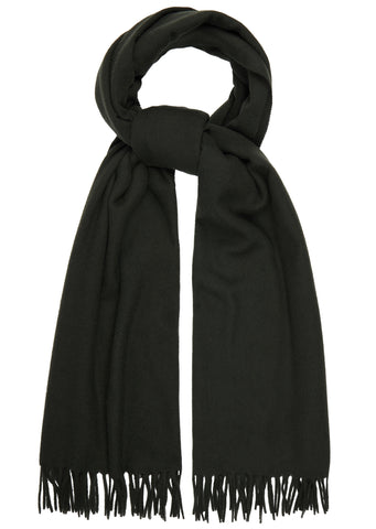 AW17 Polska Scarf in Dark Green