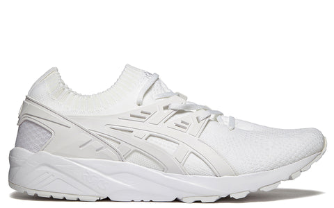 AW17 Gel Kayano Trainer Knit Lo in White