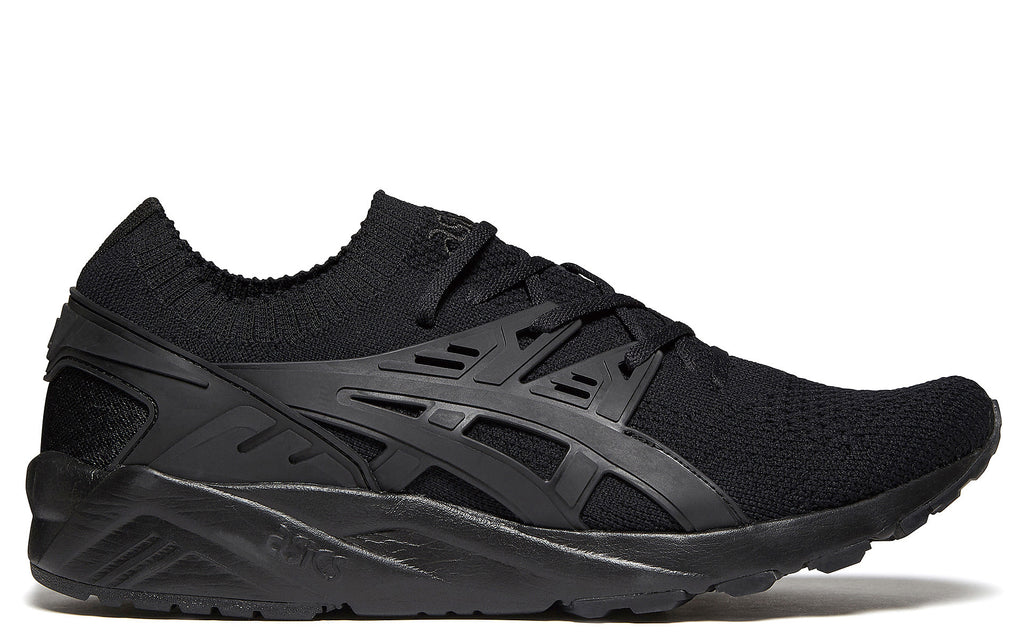 AW17 Gel Kayano Trainer Knit Lo in Black