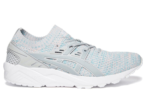 AW17 Gel Kayano Trainer Knit Lo in Glacier Grey (HN7M4)