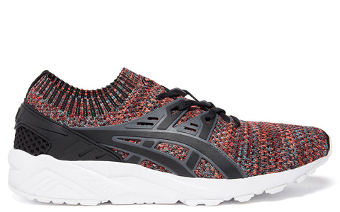 AW17 Gel Kayano Trainer Knit Lo in Carbon Black