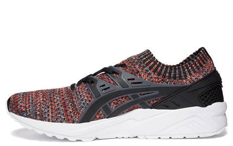 AW17 Gel Kayano Trainer Knit Lo in Carbon Black (HN7M4)