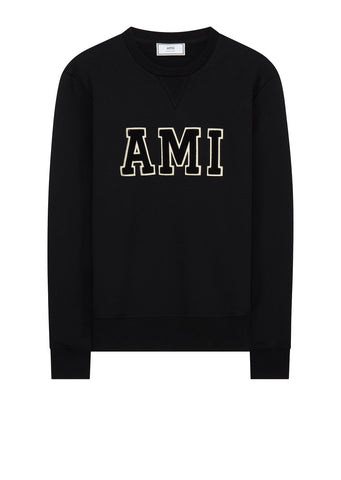 AW17 Patch Sweatshirt in Grey