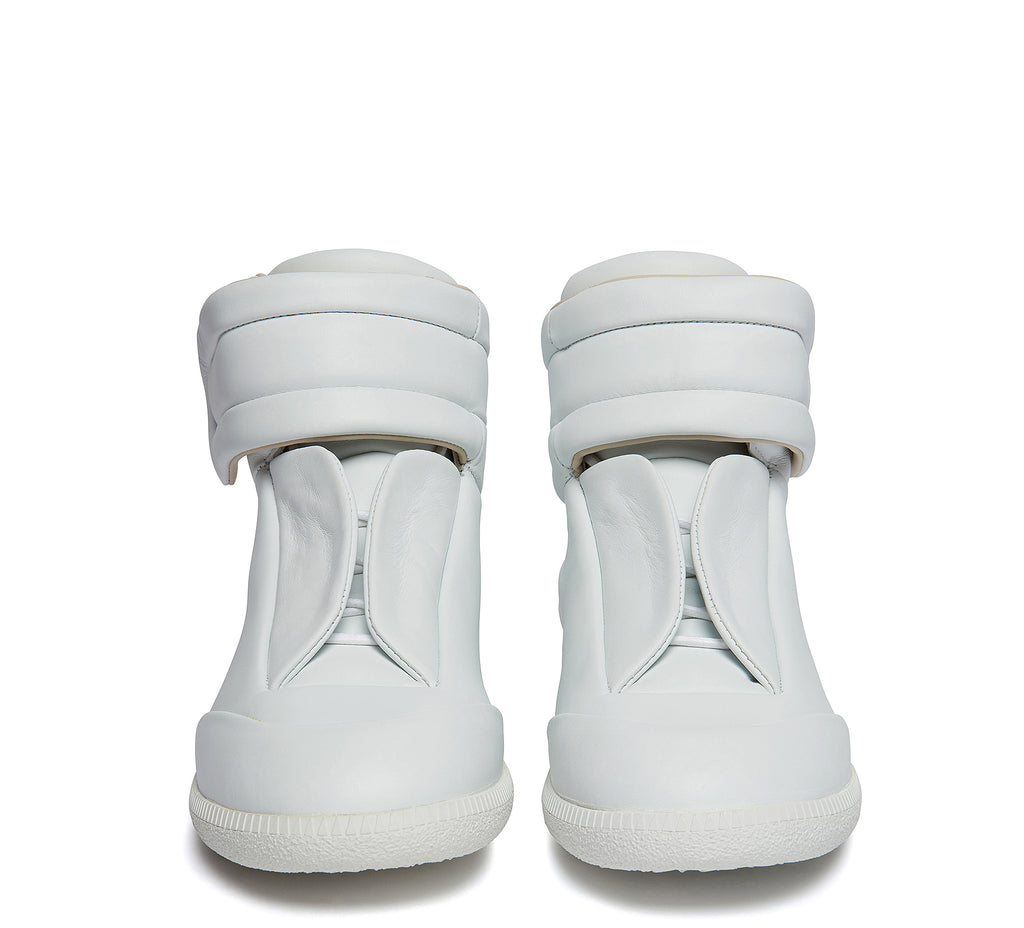 AW17 Future High Top Sneakers in White