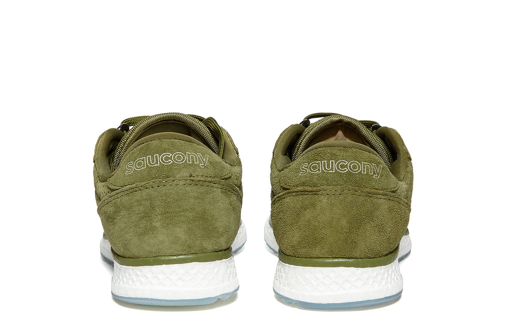 AW17 Freedom Sneaker in Green