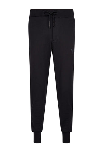 AW17 Classic Cuffed Track Pant in Black