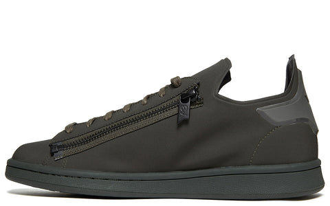 AW17 Triple Olive Stan Smith Zip Sneaker (CG3208)