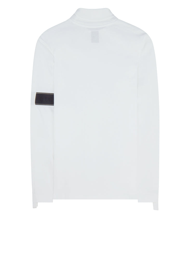 AW17 Squad Turtleneck in White