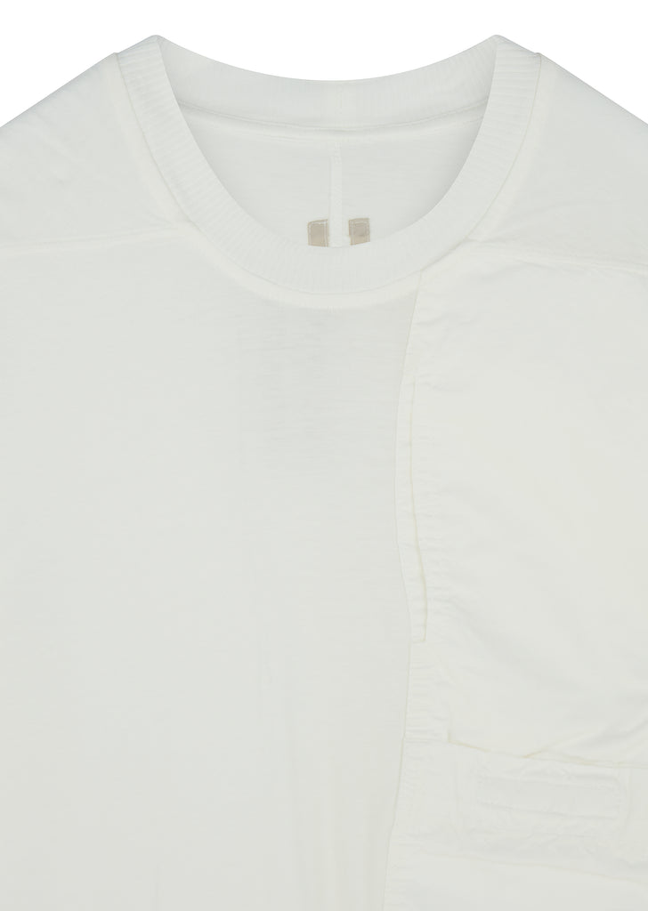 AW17 S/S Pocket Tee in White