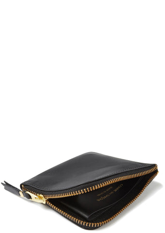 Classic Wallet in Black