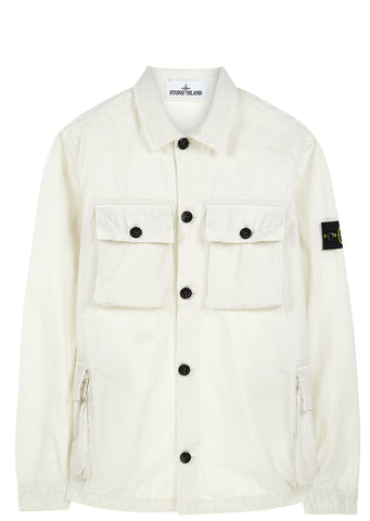SS17 Overshirt in Ice