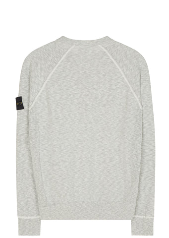 SS17 Crewneck Knit in Pearl Grey