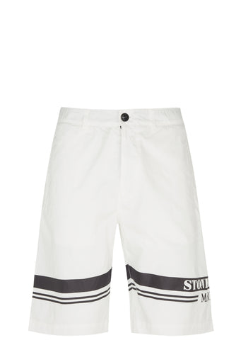 SS17 Pocket Shorts in White