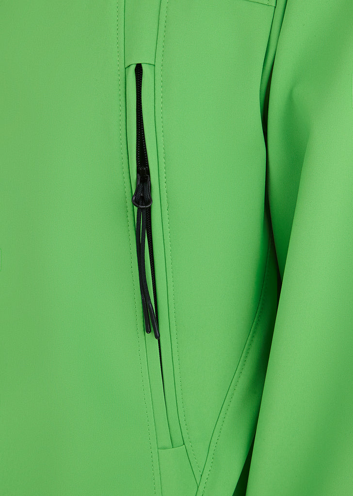 SS18 Shell Goggle Jacket in Green