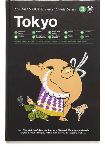Monocle Tokyo Travel Guide