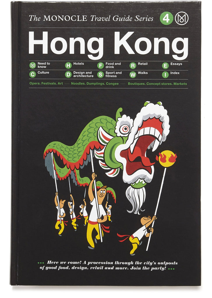 Monocle Hong Kong Travel Guide