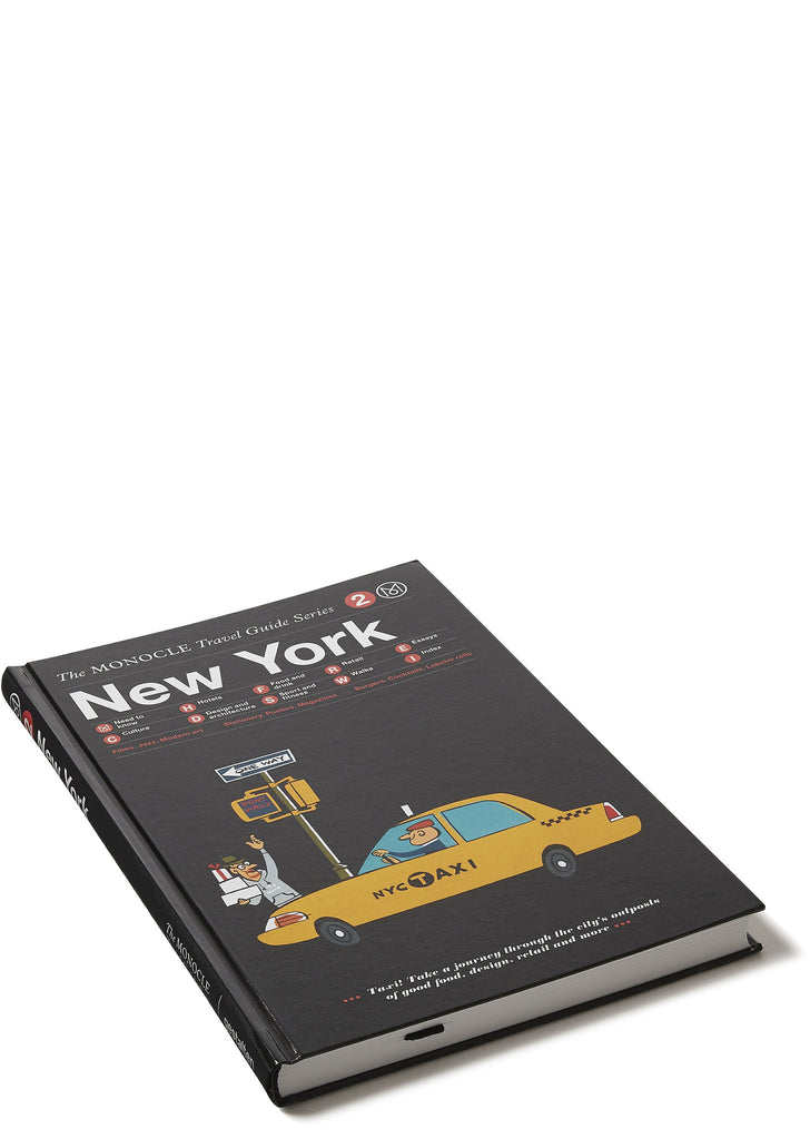 Monocle New York Travel Guide