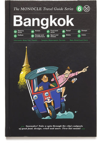 AW16 Bangkok Travel Guide