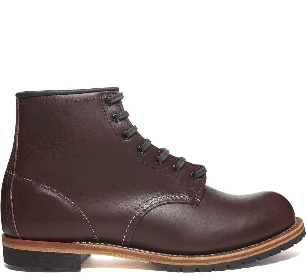 9011 Beckman Collection Boot in Black Cherry Featherstone