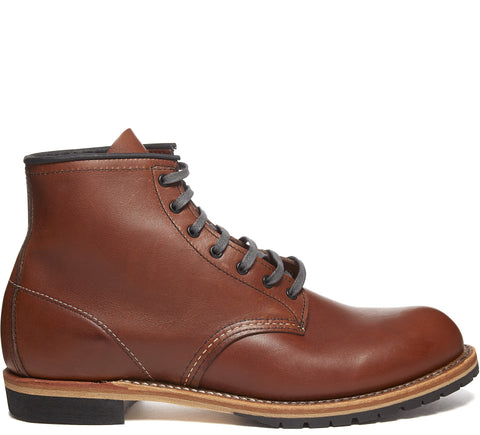 9016 Beckman Collection Boot in Cigar Featherstone Leather