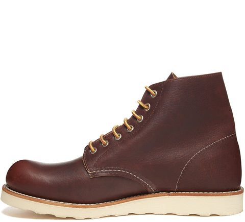 8196 Round Toe Boot in Briar