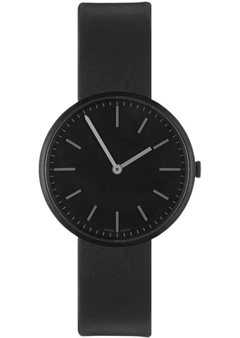 AW16 M37 Wristwatch in Black