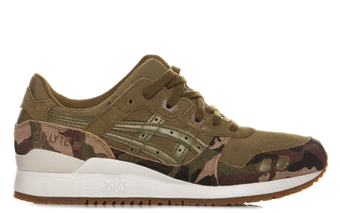AW17 Gel Lyte III Trainer in Martini Olive (HL7W0)