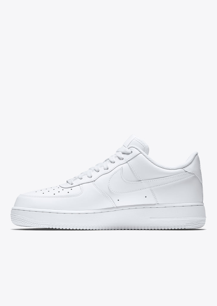 Air Force 1 '07 in White