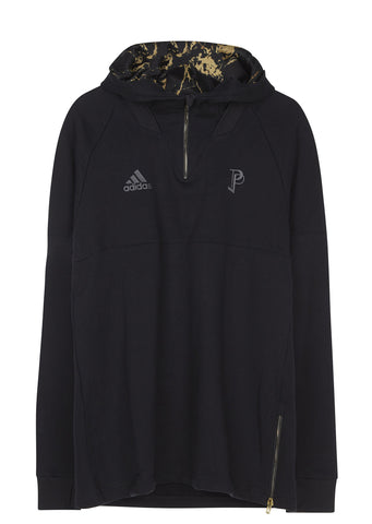 PP Sweat Hoody in Black