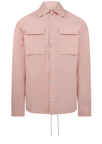 Oakledge Overshirt in Pink