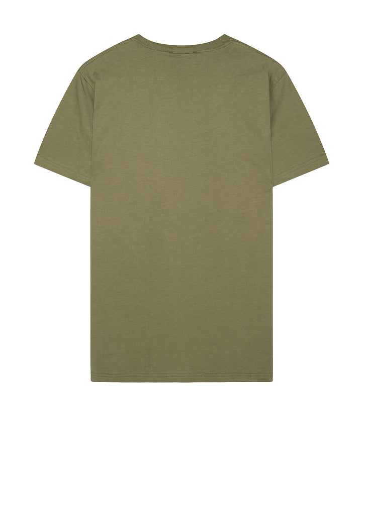 AW17 Southborough Pocket T-shirt in Green