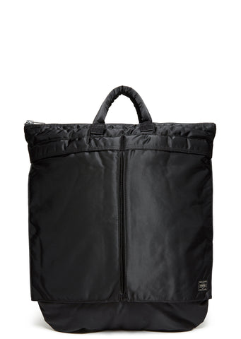 AW17 Tanker Helmet Bag in Black