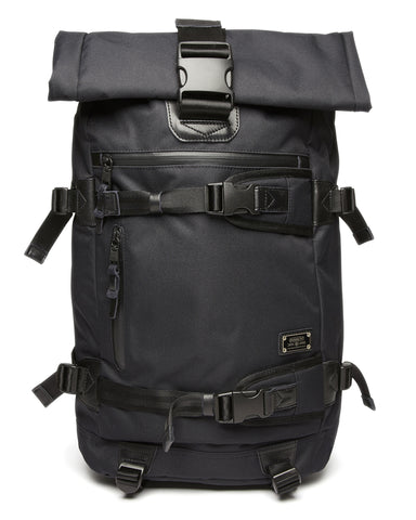 Dobby Backpack in Black