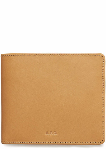 London Wallet in Beige